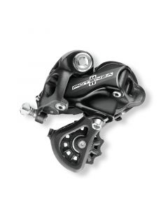 Potenza HO 11 Speed Rear Derailleur Black Short Cage