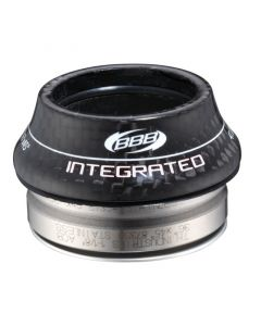 BBB Integrated Headset 41.0mm 36ºx45º 15mm Carbon Cap BHP-43