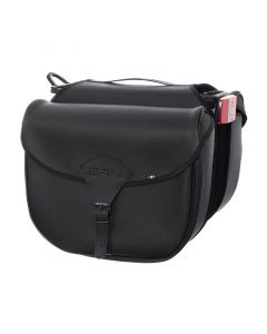 Parigi Rear Panniers - Black
