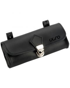 Cigno saddle bag - black