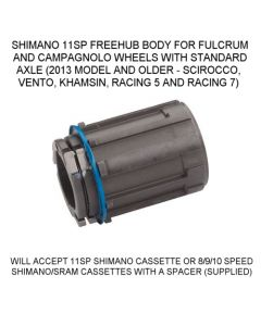 SHIMANO 11SP FREEHUB BODY