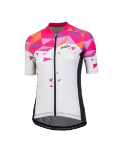 Chic jersey - white/pink