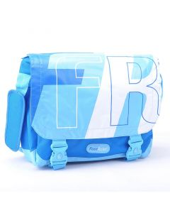 FAST RIDER Young Messenger Bag-Cool Blue
