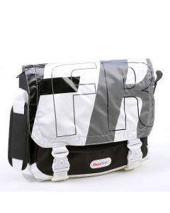 FAST RIDER Young Messenger Bag-Flex White