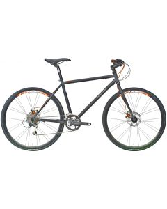 "Fidusa Φιδουσα Cro-Moly Trekking/City Bike with Disc Brakes 28""/700c"