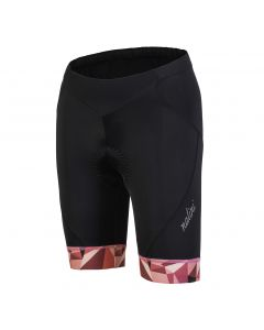 Irresistible short black/pink