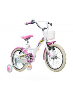 """Status Lila Lady 16"""" Girls' Bike"""