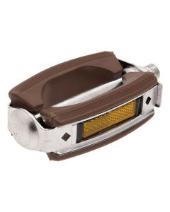 BRN Union Sport Classic Pedals - Brown