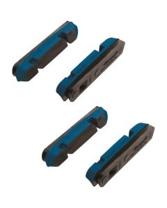 PEO blue brake pads
