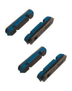 PEO blue brake pads