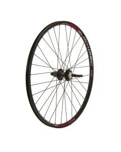 "BRN 27.5"" Disc Brake Wheels Pair R27DPA - 27.5"" MTB - Black"