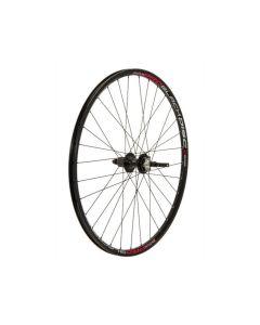 "BRN Disc Brake Wheels Pair R29DPA - 29"" MTB or 700c Trekking Bike - Black"