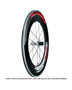 Red Wind XLR 105 Clincher Rear