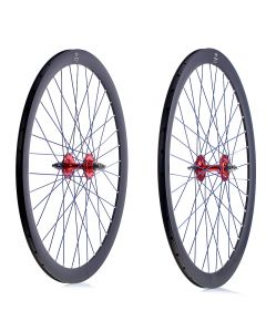 Fixie Wheels Red-White-Blue-Black