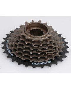 SHIMANO MF-TZ500 7sp Threaded Freewheel
