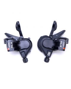 SLX Dyna-Sys RAPIDFIRE Plus 10sp shift levers