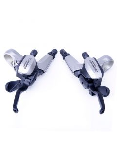 Shimano DEORE LX Dual Control Shift-Brake Levers for V-Brake ST-M580