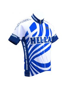 GREEK NATIONAL JERSEY, short sleeve, full zip