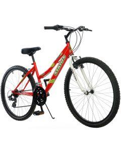 """Ποδήλατο βουνού γυναικείο Status ZeroSei 21-ταχυτήτων χωρίς αναρτήσεις 26"""""""