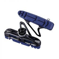 BBB AirCo cartridge road brake pads for Shimano/SRAM- high performance, black BBS-24HPB